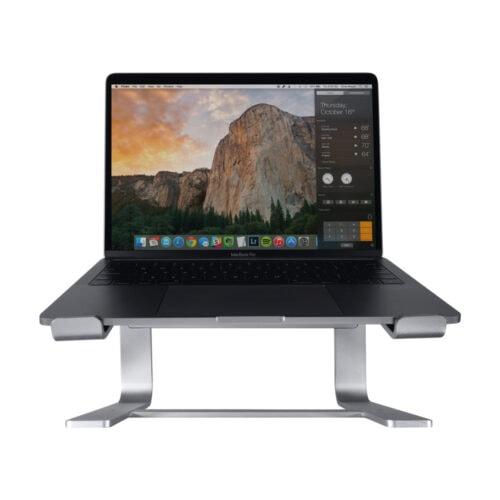 Aluminiowa podstawka pod laptopa