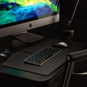 Satechi Slim W1 Wired Backlit Keyboard