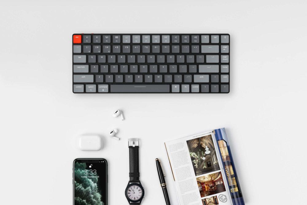 Keychron K3 Ultra-slim Wireless Mechanical Keyboard v2
